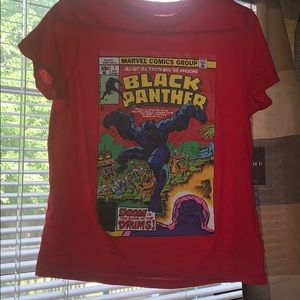 A forever 21 Black Panther shirt! Never worn!